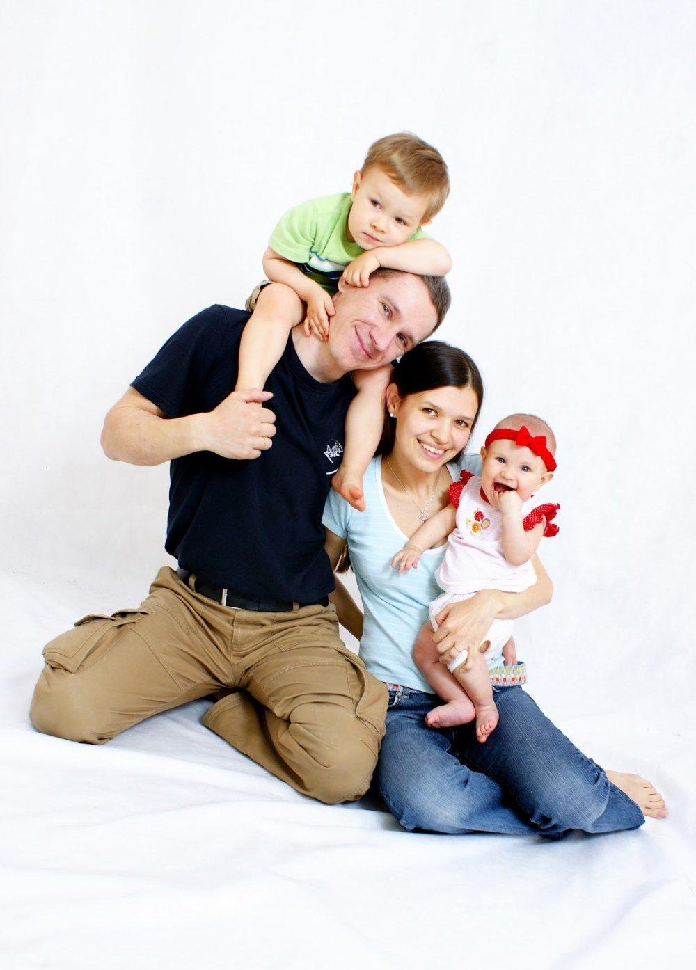 Лучшие позы для фотосессии с детьми