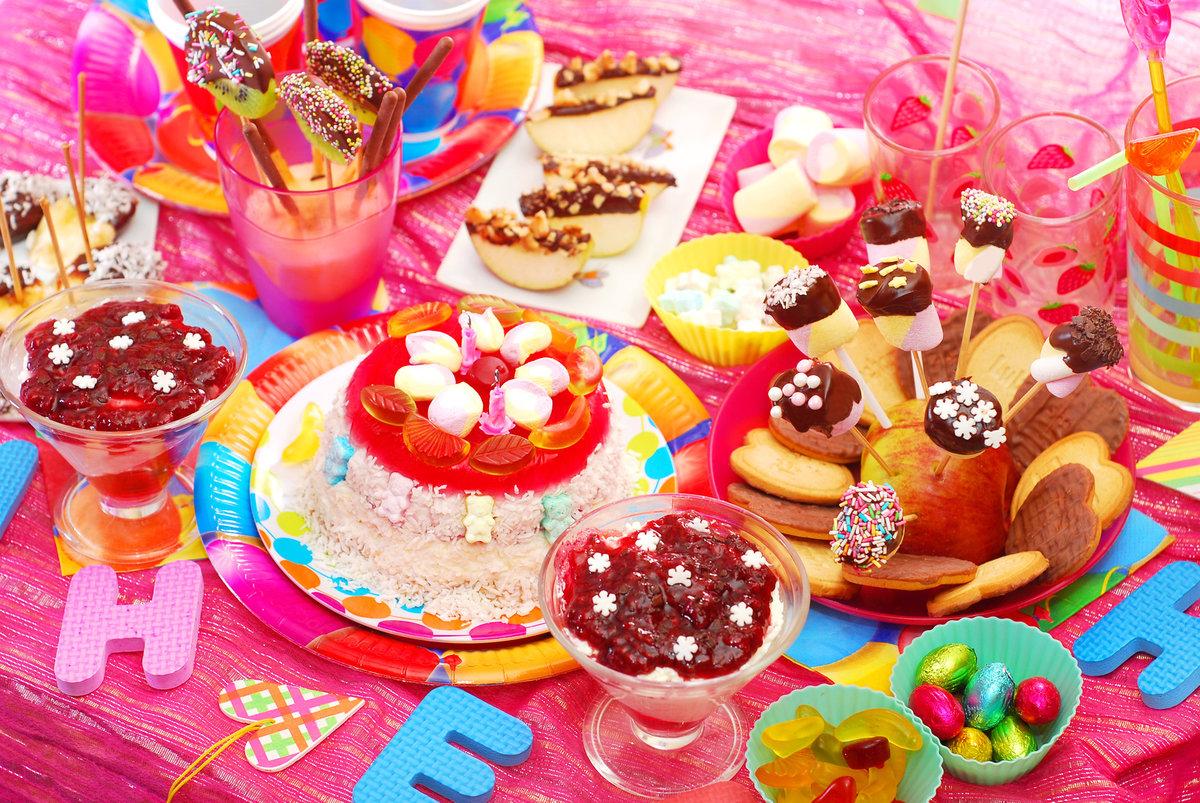 Картинки со сладостями для детей