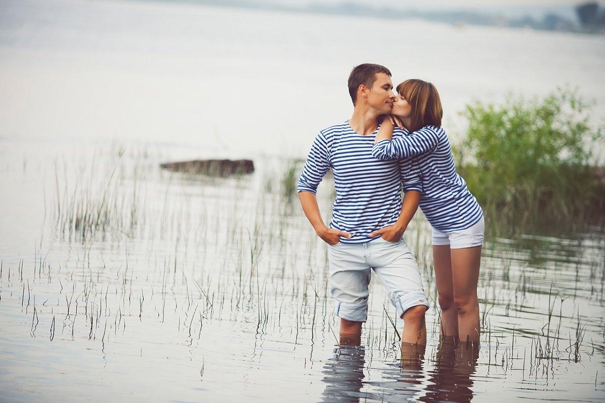 фотосессия для двоих на природе в спб левом берегу