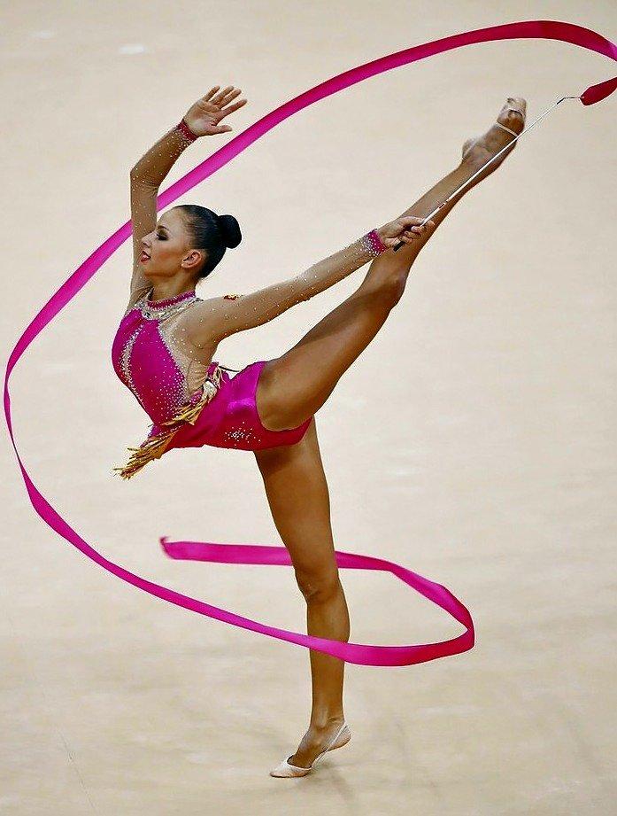 Марта, картинки с художественной гимнастикой
