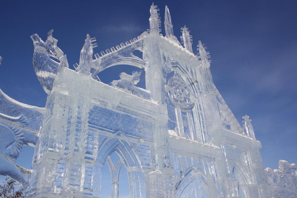 они фото ледяных замков принципе