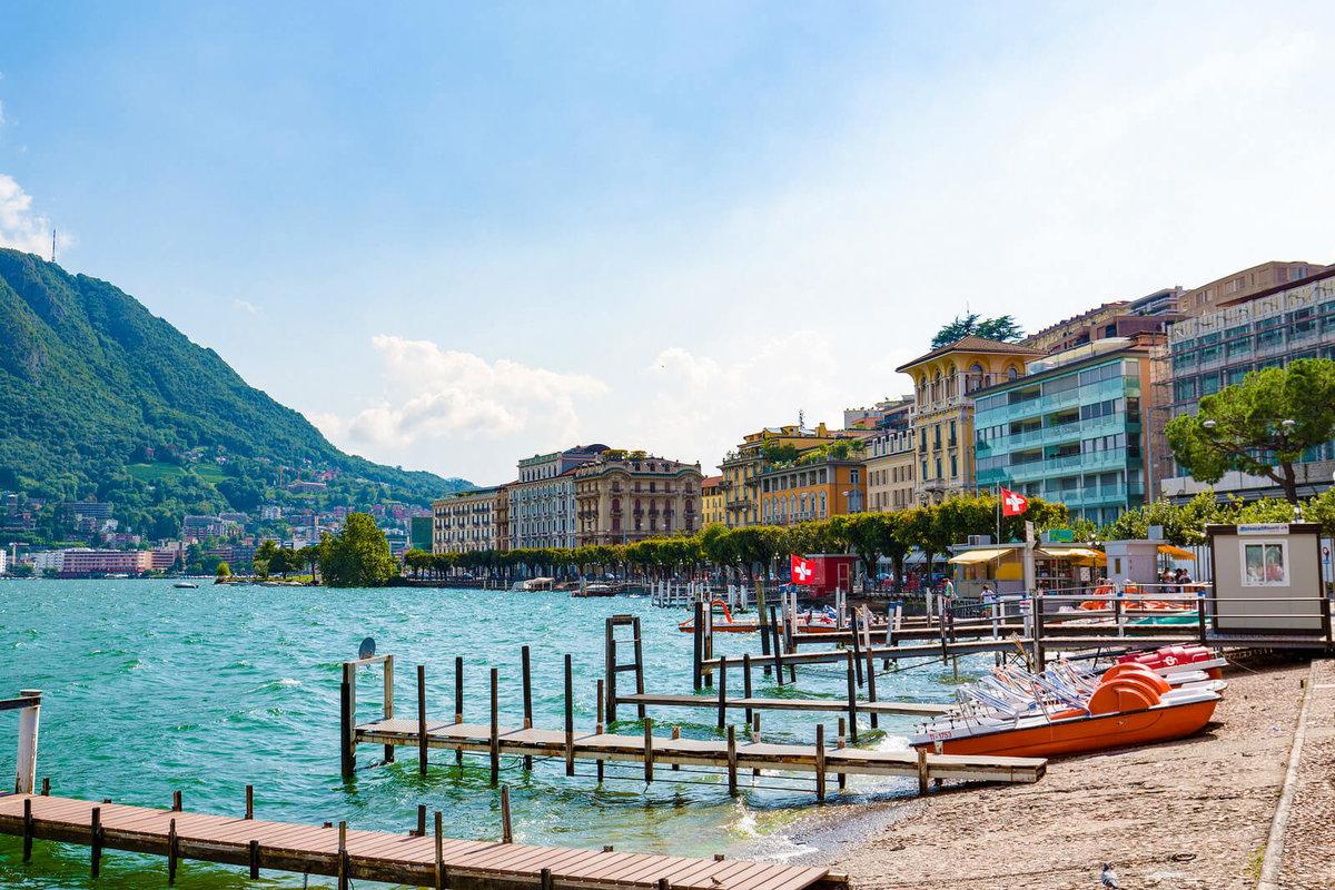 Озера в Италии описание и фото
