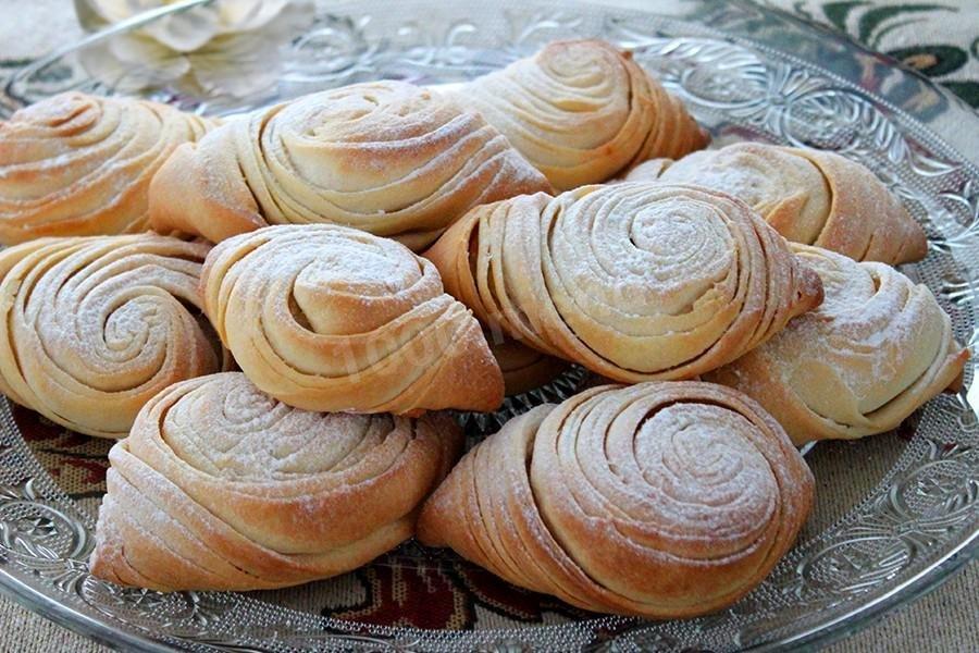 герун бадамбура азербайджанская рецепт с фото очень