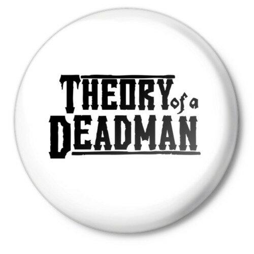 Значок Theory of a deadman (2)