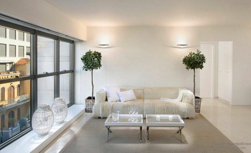 стильно и красиво разместить в доме живые растения можно таким образом