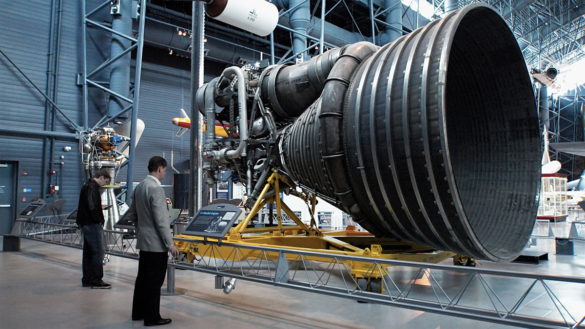 largest rocket engine - 1200×675