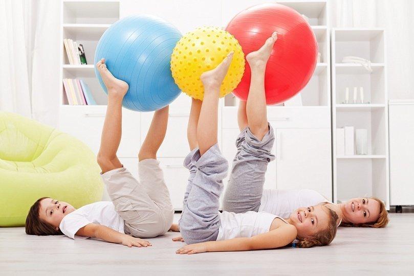 Картинка утренней гимнастики взрослых