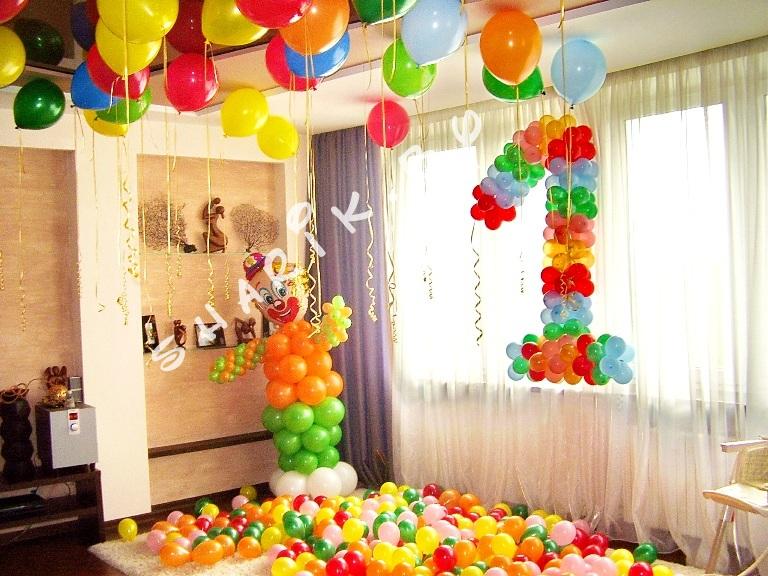День рождения ребенка 1 год, сценарий дня рождения 1 год