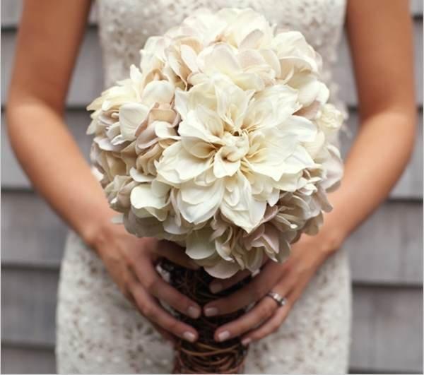 Цветы оптом, как сделать свадебный букет для невесты