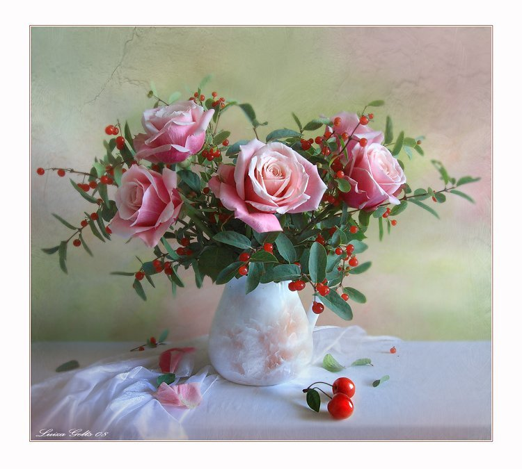 Прикольные, открытки с добрым утром наташа с цветами