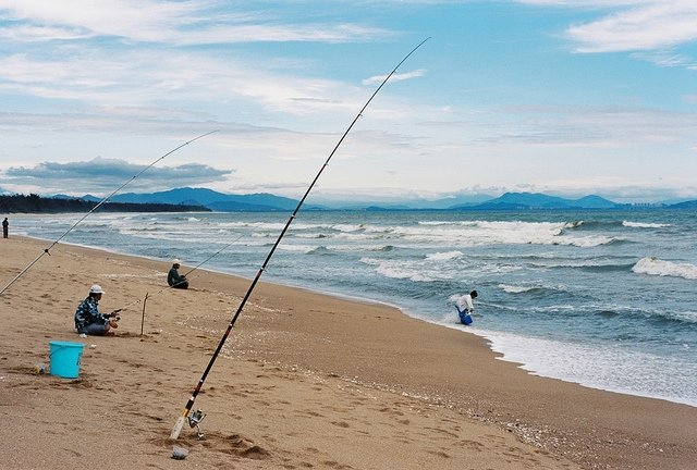 Китай рыбалка в санье