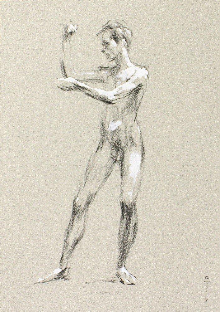 Зарисовки людей в движении карандашом картинки