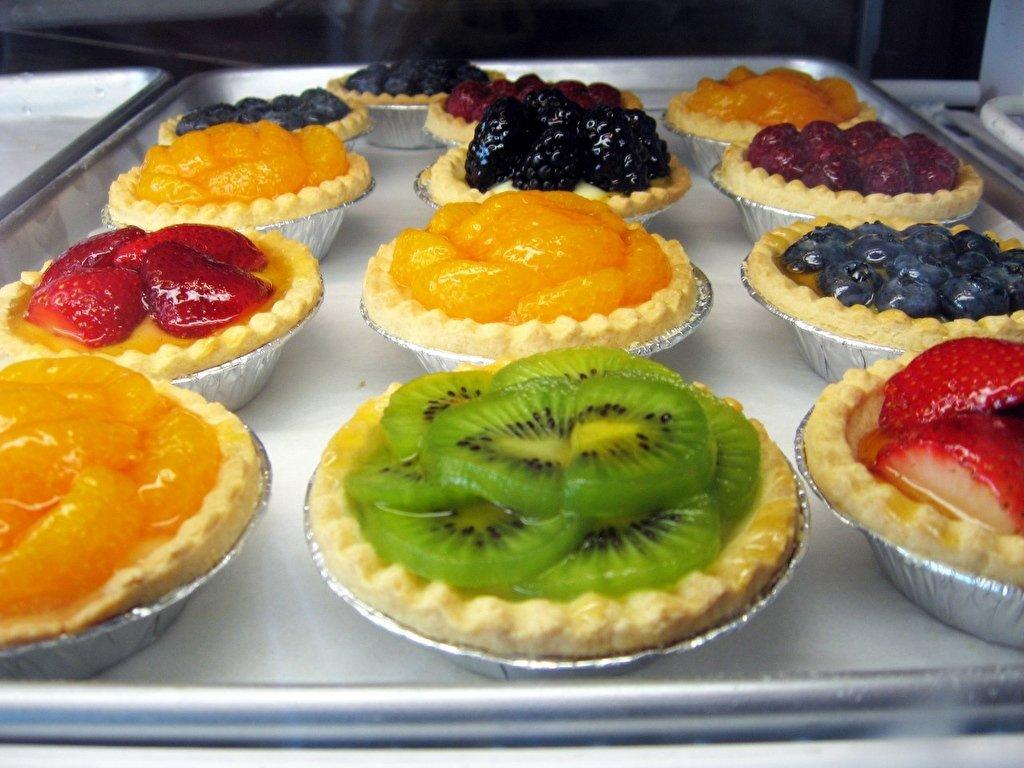 фруктовые пирожные рецепты с фото является