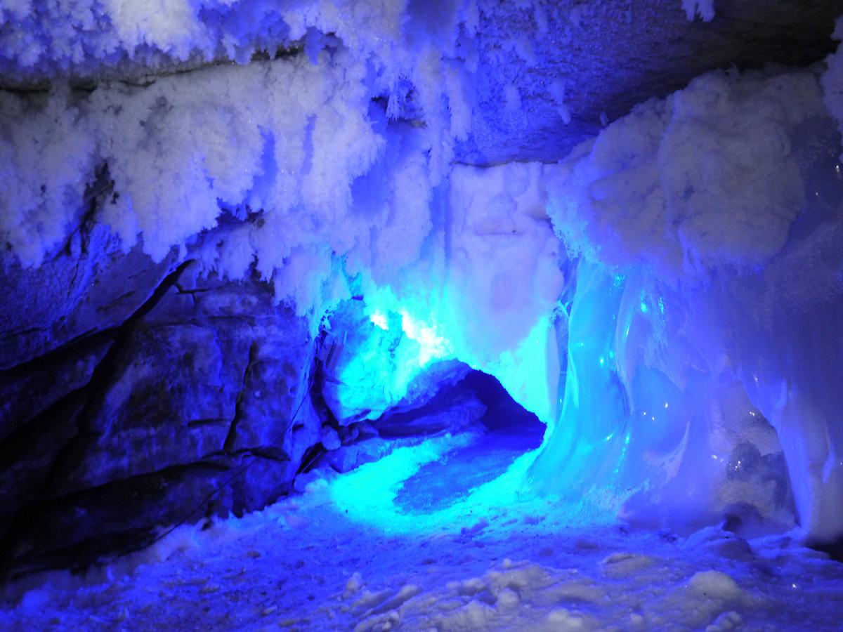 Унизили видео кунгурская ледяная пещера