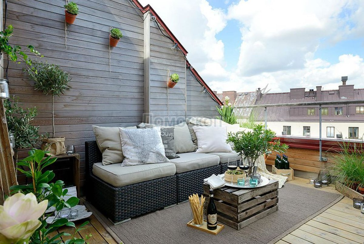 """Проект дома с террасой на крыше"""" - карточка пользователя all."""