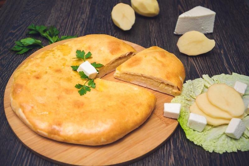 рецепт осетинских пирогов с картинками известно, что