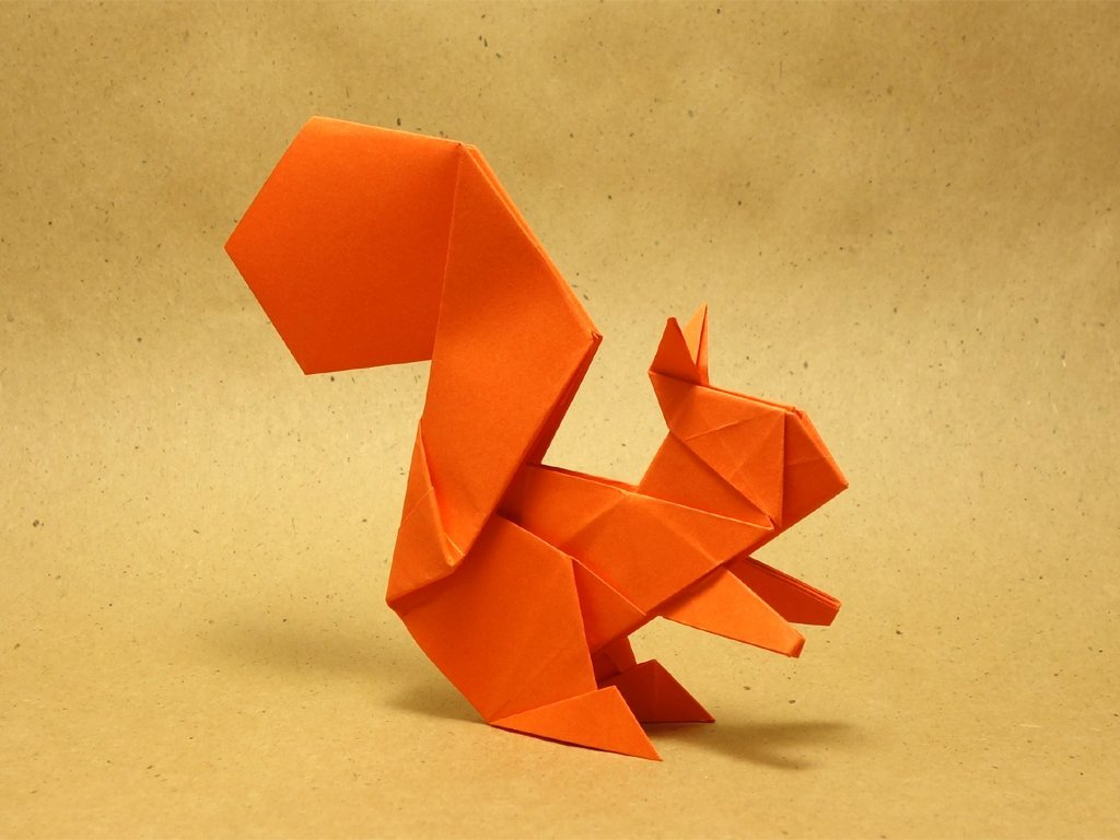 Фигурки оригами картинки, поделка