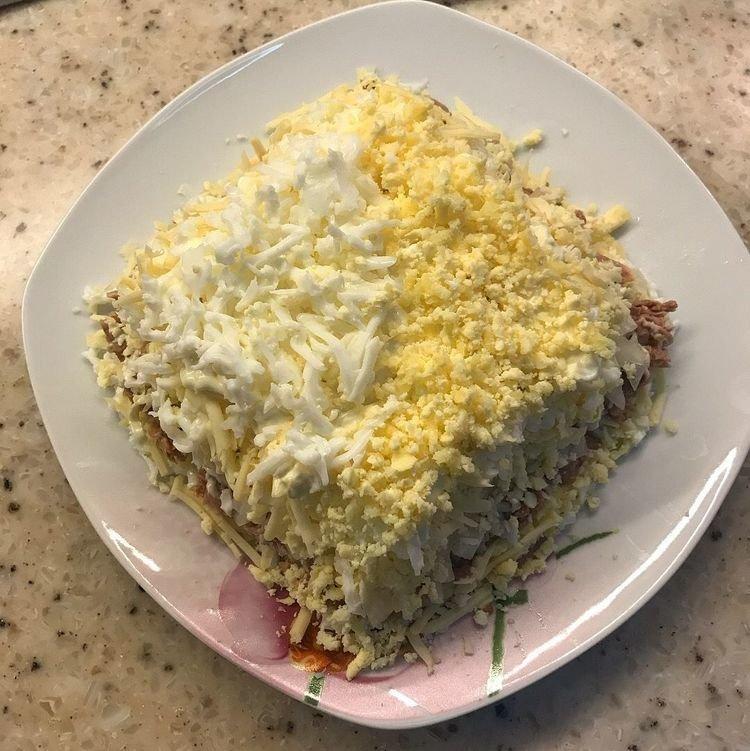 салат австрийский рецепт с фото пошагово готовы