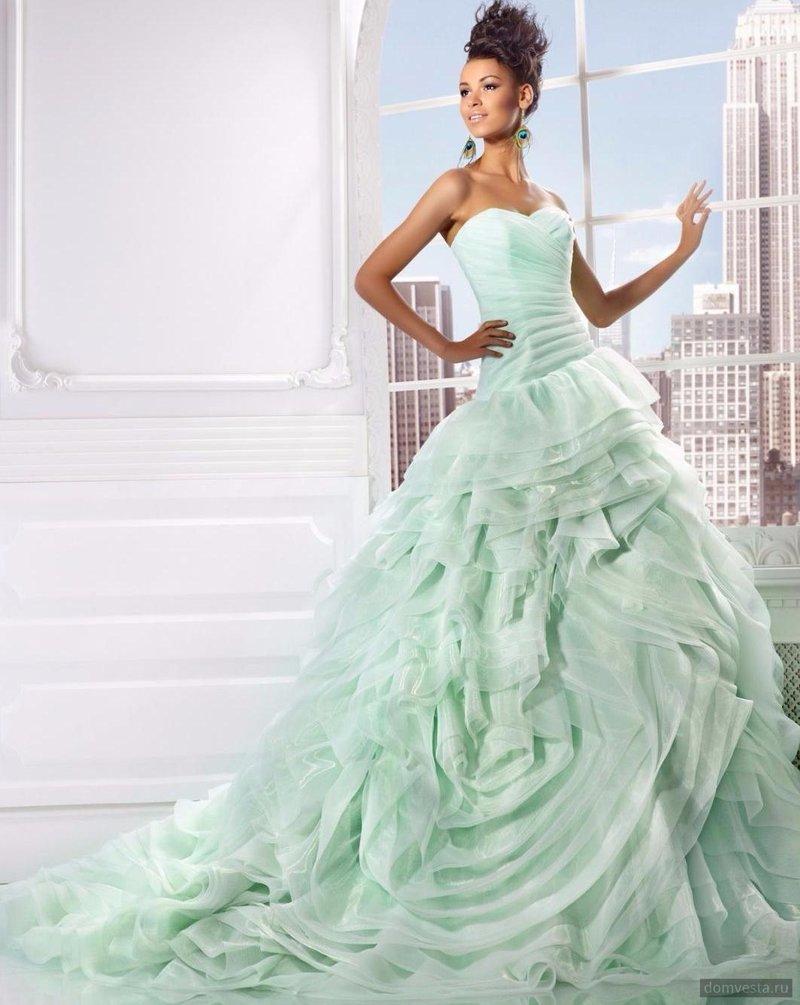Эксклюзивное платье на свадьбу
