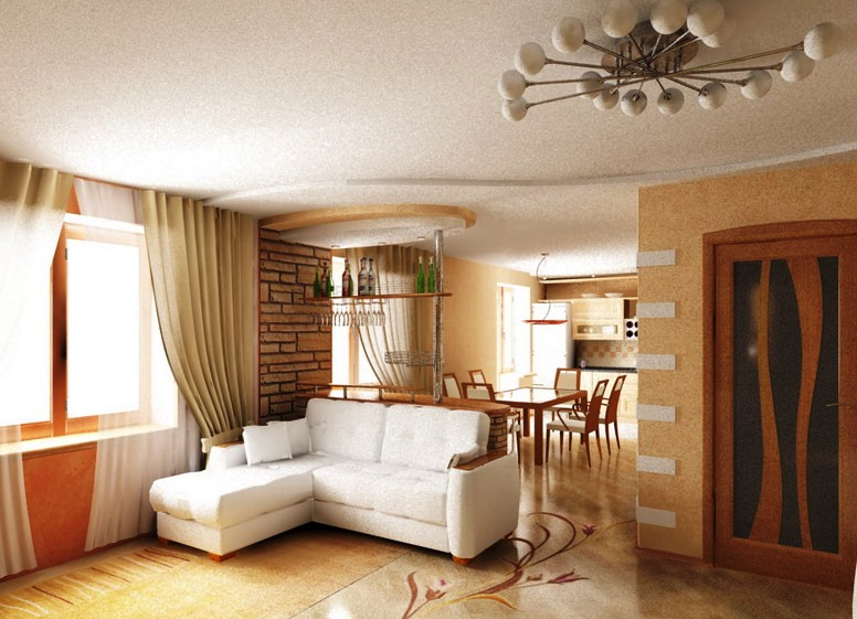 люстры фото для гостиной
