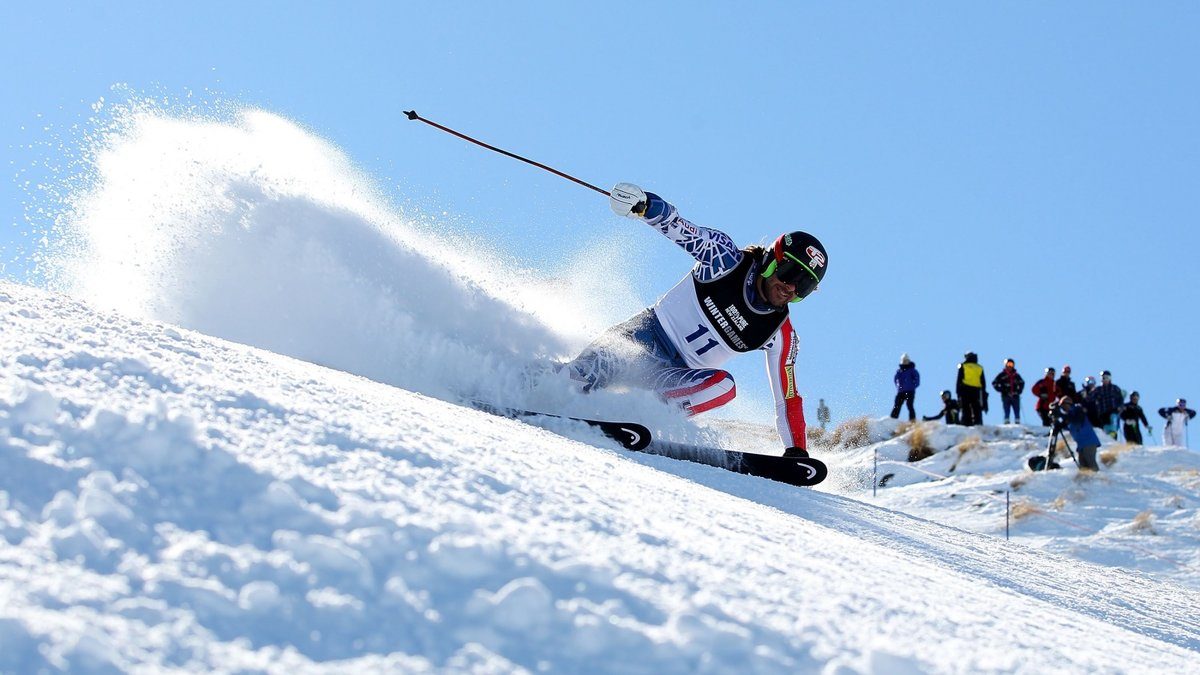 Картинки лыжи спорт