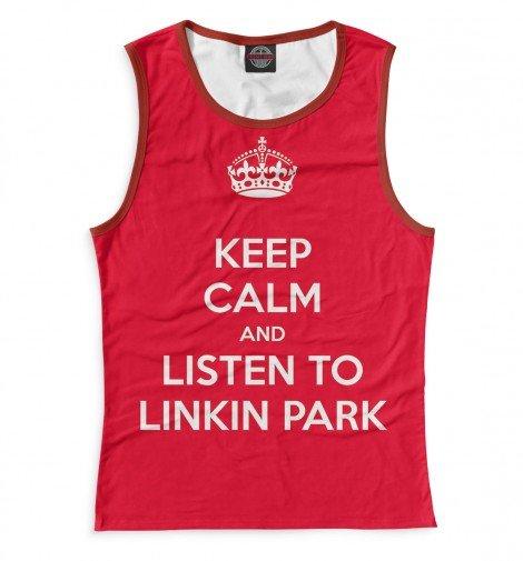Майка для девочки Linkin Park