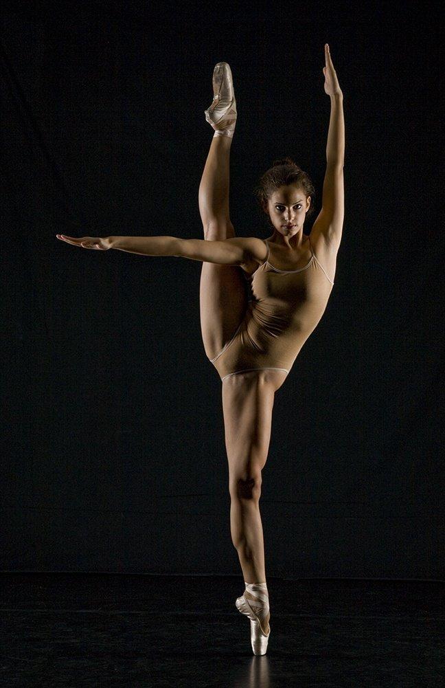 Эротические фото белорусских балерин