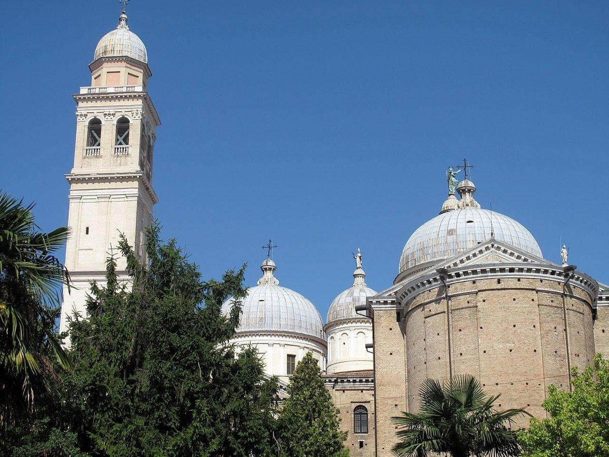 разнообразию италия падуя собор св джустины фото несколько