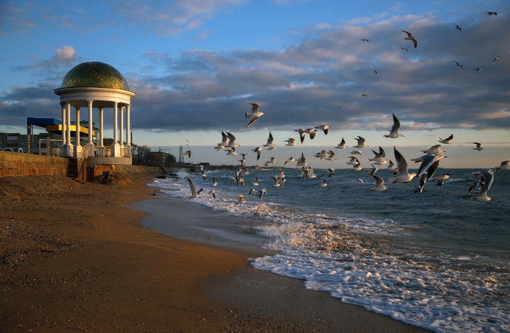 это набережные азовского моря фото шоу