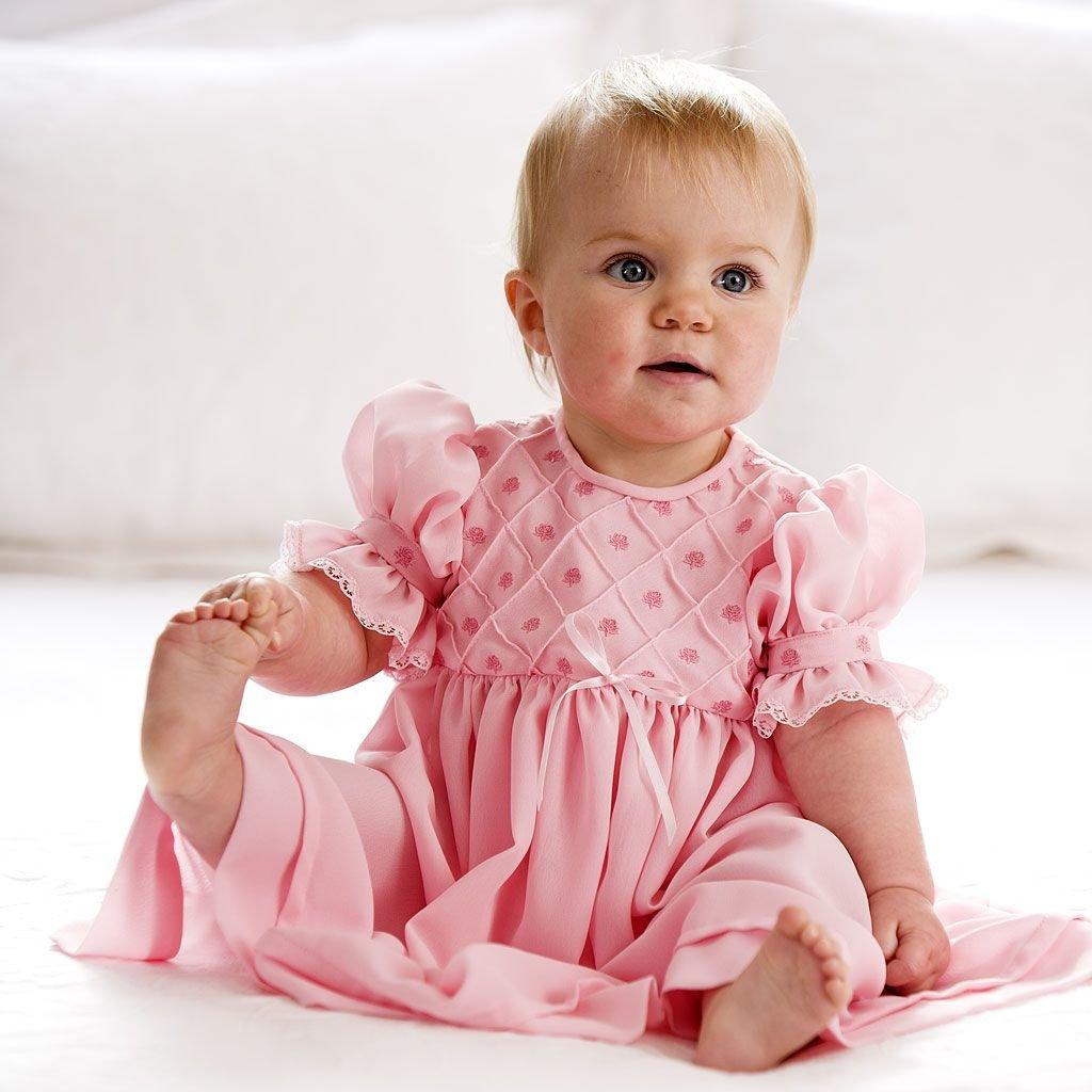 авторскую платья для малышек картинки краска