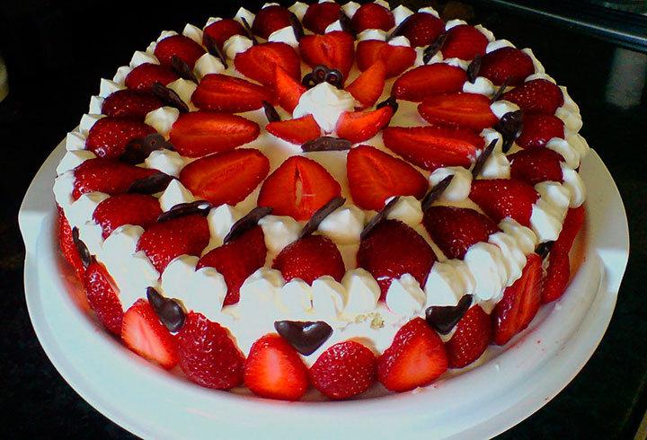 будущего торт именинный рецепт с фото малое