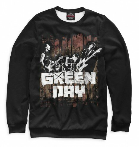 Свитшот для мальчиков Green Day