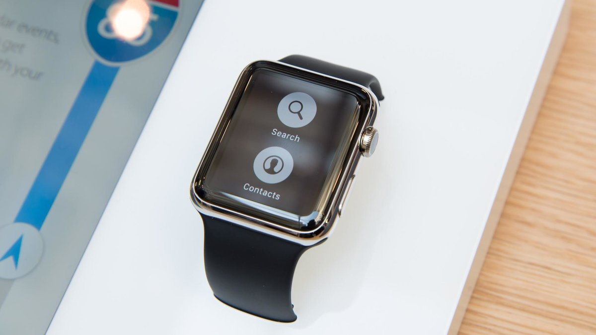 Что умеет apple watch 2