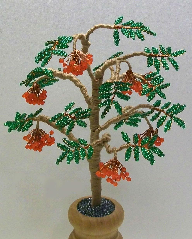 картинки дерево из бисера поэтапно определенные