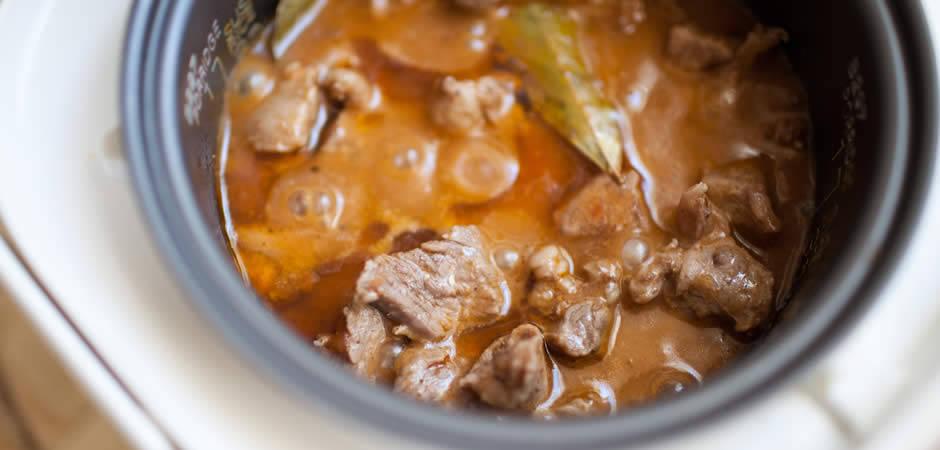 мясо тушёное в мультиварке рецепты с фото