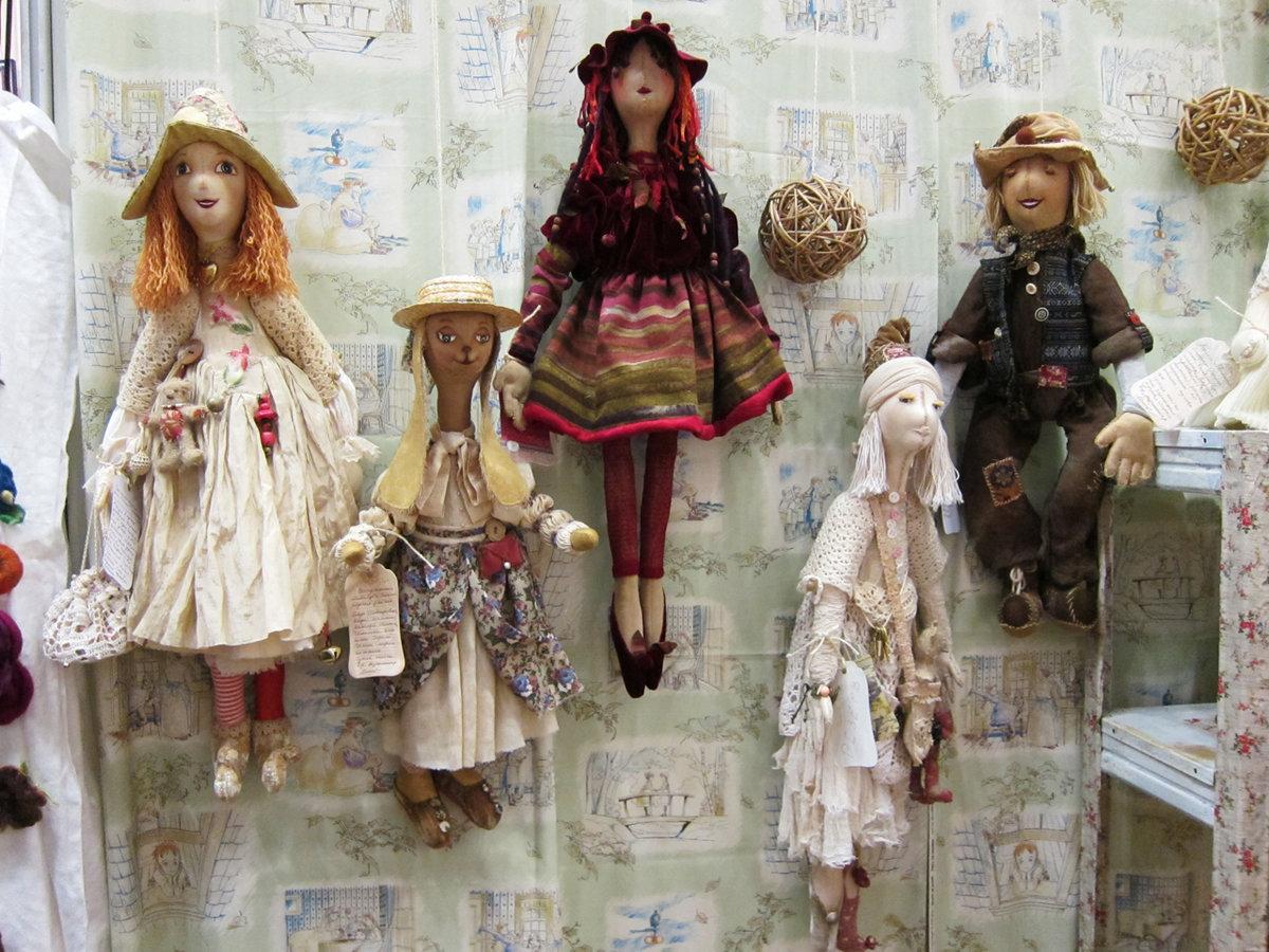 Фото галереи кукол