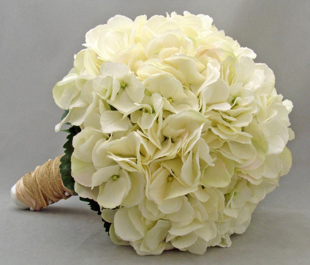 Букета днепропетровске, свадебные букеты из гортензии фото