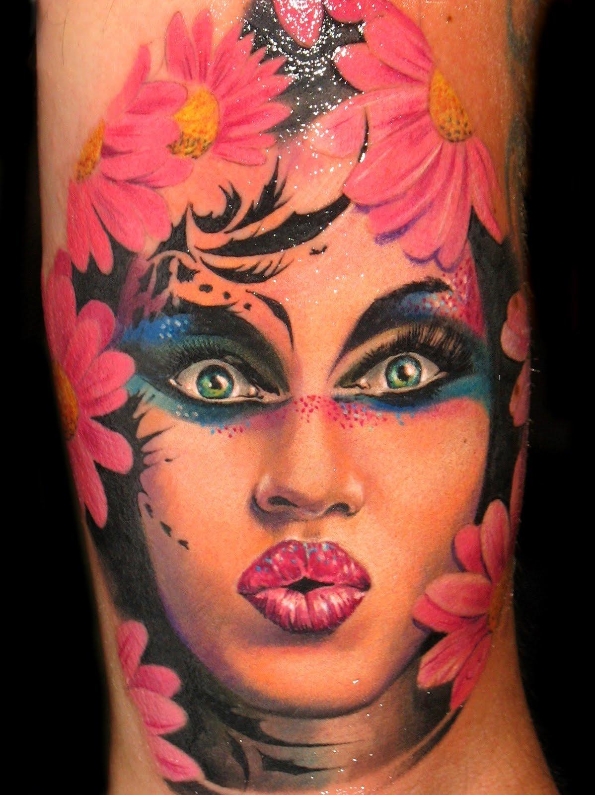 pop art tattoo tumblr - HD1198×1600