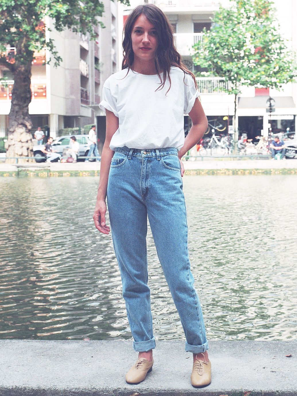 7bc8f83af9 Jean Shirt Outfits Tumblr - BCD Tofu House