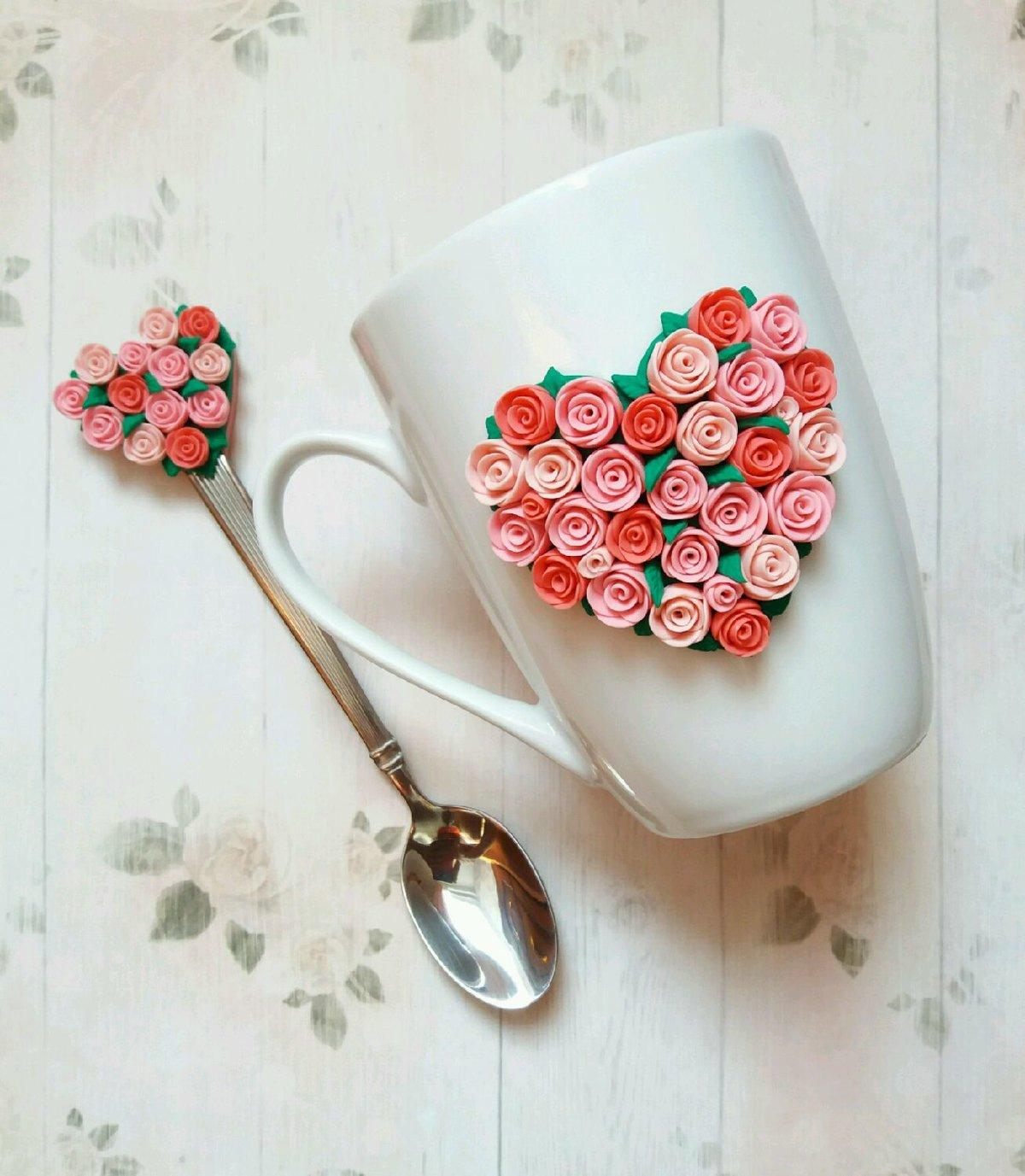 Сердечко из роз картинки