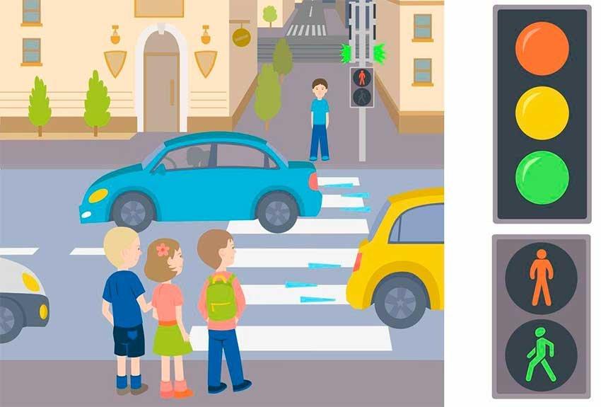 Картинки, картинки машины для детей пдд