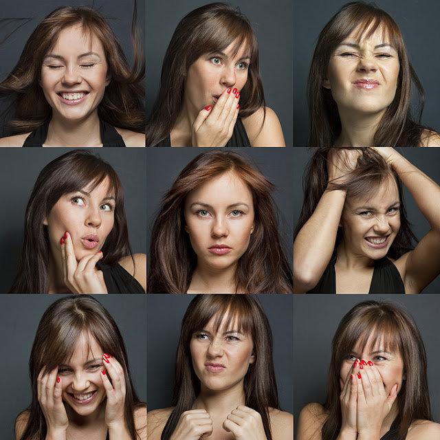 этому позы лица для фото картинки пять