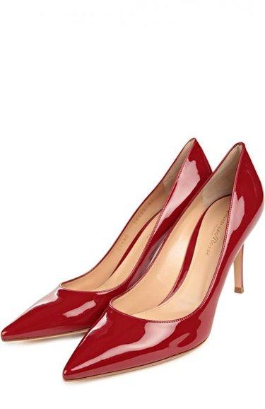 cbce0e1bc4ec 36 карточек в коллекции «Женские кожаные туфли-лодочки» пользователя ...