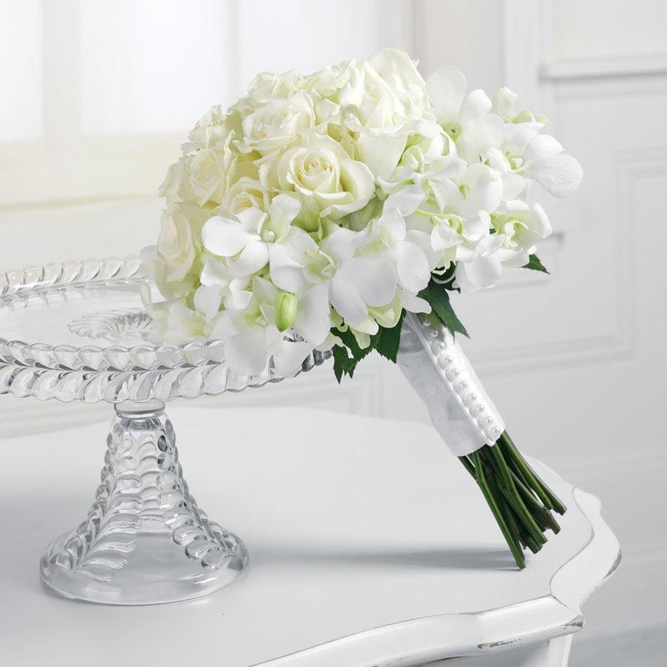 Ромашек, какие цветы выбрать для букета невесты в сентябре