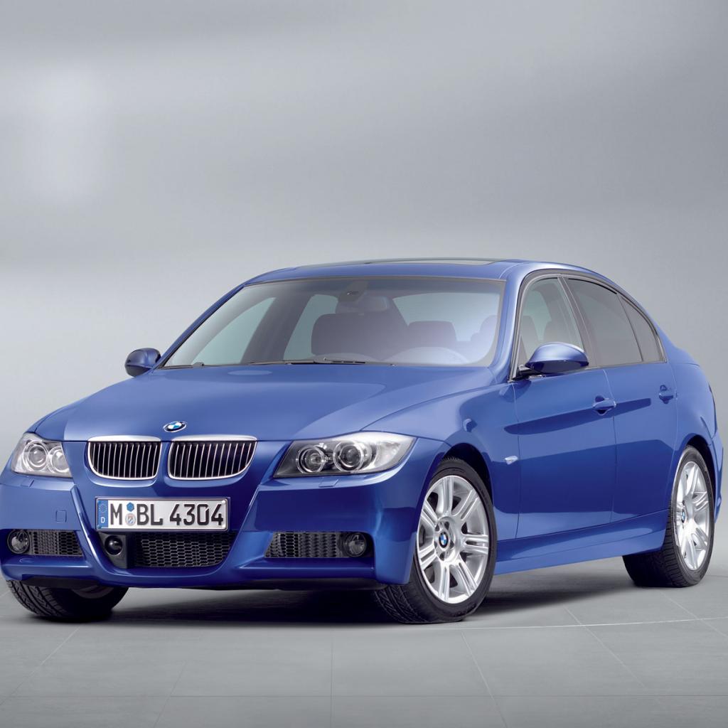Bmwfort Package 3 Series: «BMW 3-Series M Sport Package 2006 года»