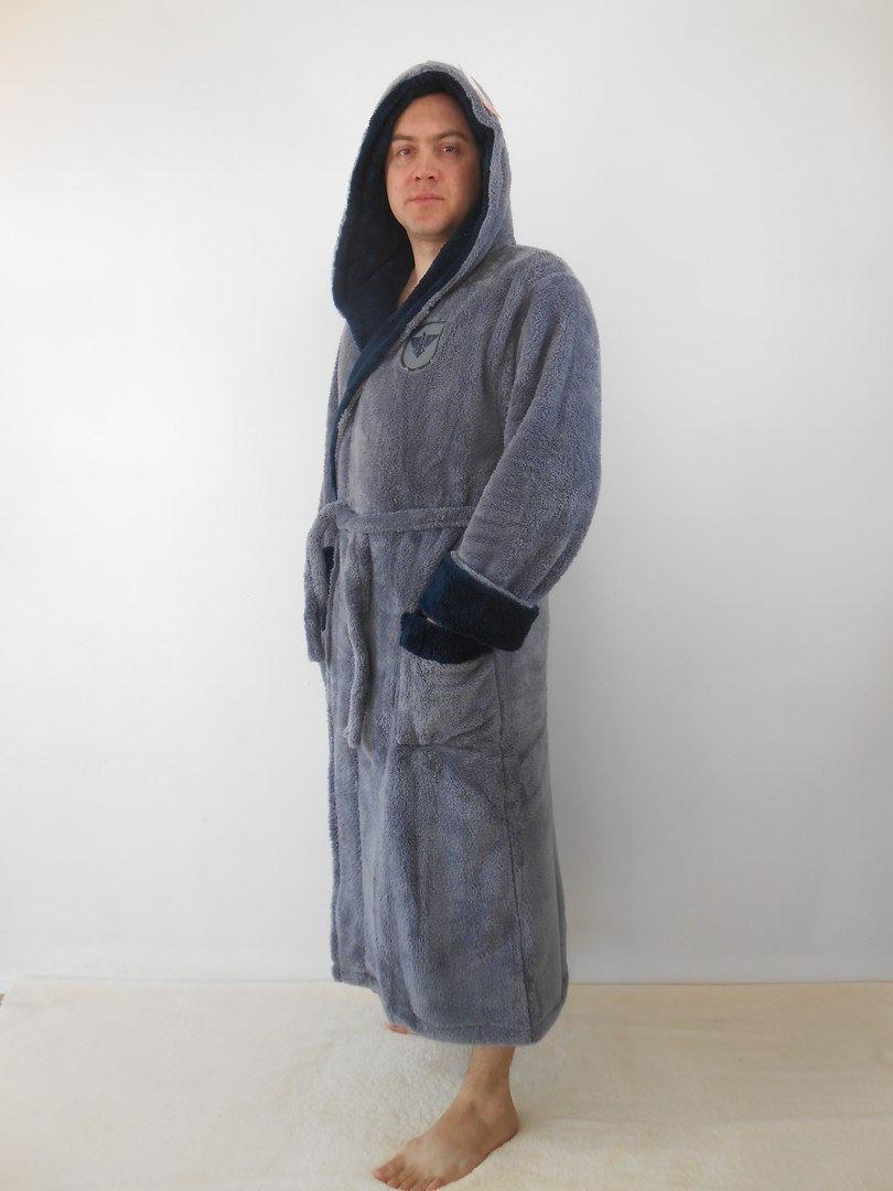 17392d4aa73 Мужской махровый халат с двойным капюшоном » — карточка пользователя ...
