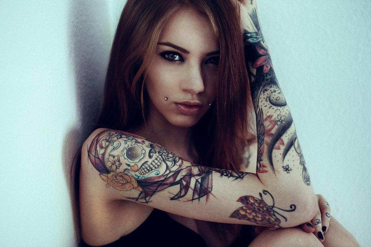 Pics of girls with tattoos, half naked filipina women