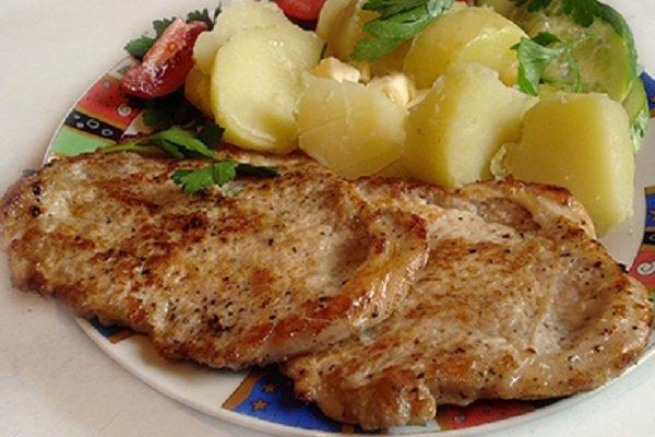 эскалоп из свинины рецепт приготовления-хв4