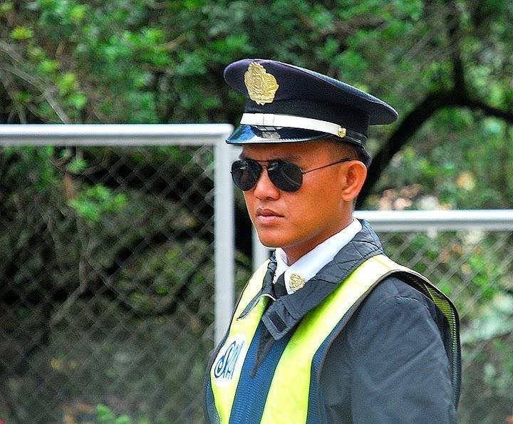 дорожная полиция