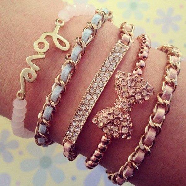 Картинки красивые браслеты, пожеланиями прикольными